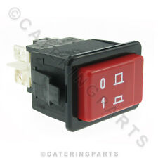 PRODIS 30423R RED ON OFF PUSH BUTTON SWITCH PROJECT SYSTEMS DISHWASHER 34 X 23