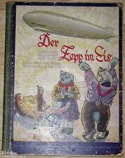 Nicolai George & schleinitz la zepp dans la glace livre pour enfants teddy zeppelin 1932?