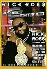 Street Certified, New DVD, Rick Ross,