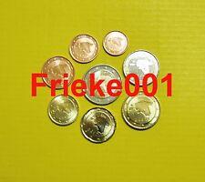Estland - Estonie - 1 cent tot 2 euro 2011 unc.