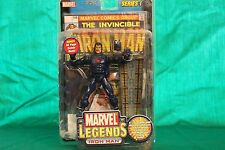 Marvel Legends Series 1 Stealth Armor Iron Man (2002)