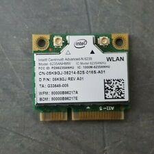 Intel Centrino Advanced-N 6235 Wireless WiFi Card 6235ANHMW 5K9GJ