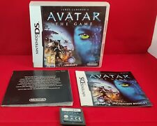 James Cameron's Avatar: The Game (Nintendo DS) VGC