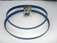 OLSON COOL BLOCKS + BLUE MAX HEAVY DUTY BAND SAW TIRES FOR CRAFTSMAN 113.243311