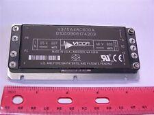 Vicor V375A48C600A 375Vin / 48Vout / 600Watts DC-DC Converter Module