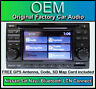 Nissan Cubo GPS coche estéreo con mapa TARJETA SD, Lcn CON RADIO LECTOR DE CD