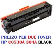 Toner HP Cc530a BK Nero Rigenerato #8674