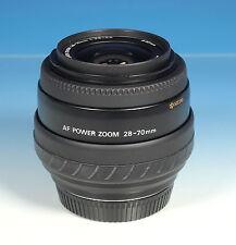 Yashica AF Power Zoom 28-70mm/1:3.5-4.5 obiettivo Lens per Yashica AF - (101584)