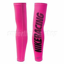 NIKE Lightweight Arm Sleeves, Size: L/XL , Pink x Black