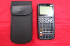 HP 50g Graphing Calculator Hewlett Packard With Case & New Batteries