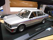 BMW 5er Reihe 535i M M535i 535 E12 Limousine 1980 silber Norev 1/1500 1:18