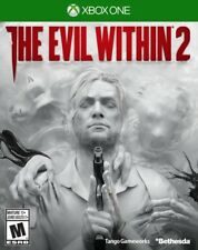 The Evil Within 2 (XBOX One, Bethesda) - Brand New/Factory Sealed