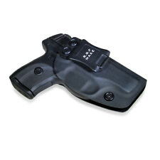Black HOLSTERS fits Ruger EC9s LC9 LC9s LC380 IWB Concealment