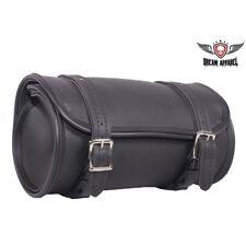 """12"""" Plain Black Motorcycle Tool Bag - free shipping"""