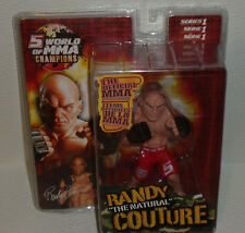 Randy Couture Natural Round 5 UFC World of MMA Champions Series 1 Action Figure