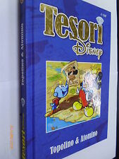 TESORI DISNEY n° 12 - TOPOLINO & ATOMINO - CARTONATO