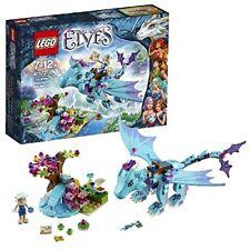 Lego Dragone Acqua Elves - Jeux-jouets