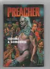 PREACHER. Sodome et Gomorrhe. Steve DILLON. Le Téméraire 1999. EO