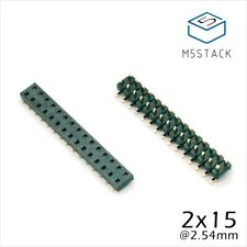 2x M-BUS Expansion Headers for the M5Stack ESP32  -  Low Profile  -  30 pin