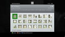 COD4 Modern Warfare Achievement Unlock Service - 1000 Gamerscore on Xbox 360!