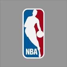 National Basketball Association NBA  Logo Vinyl Sticker Decal Window Wall