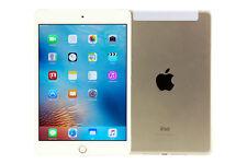 """Apple iPad Mini 4 Wlan + Cellular 64GB Gold (7,9"""") - Gebraucht - vom Händler"""
