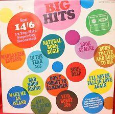 BIG HITS 69 LP Record MFP 1330 Soundalike Covers.