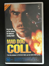 MAD DOG COLL - Christopher Bradley & Bruce Nozick - 1993 VHS