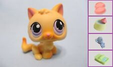 Littlest Pet Shop Cat Baby Kitten 248 and Free Accessory Lps