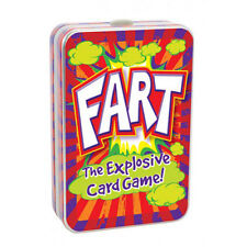 Fart Card Game UNO Style Novelty Gift Kids or Adults Fun Funny Stocking Filler