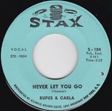 Northern Soul / R&B--RUFUS & CARLA--Never Let You Go / Birds & Bees--