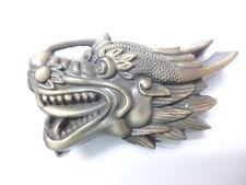 Buckle Gürtelschnalle Drachen Dragon 936121