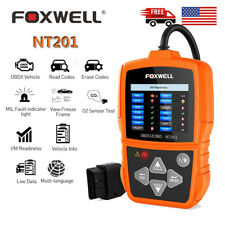 Automotive OBD2 Engine Light Check EOBD Code Reader Live Data Diagnostic Tool