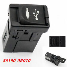 OEM 861900R010 AUX USB Port Adapter Jack Fit For Toyota Rav4 Camry Yaris Corolla