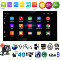 17.8cm 2 din Android 8.1 Wifi Stereo MP5 MP3 Player GPS Am/Fm Radio mit Kamera