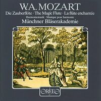Wolfgang Amadeus Mozart - Mozart - The Magic Flute arr for Wind Ens [CD]