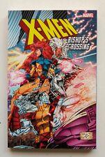 New listing X-Men Bishop's Crossing New Ma 00006000 rvel Graphic Novel Comic Book