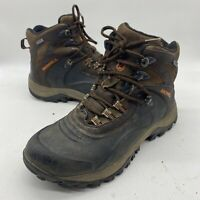 MENS MERRELL ICECLAW MID WATERPROOF LACE HIKING WALKING BOOTS J41909 Size 8.5 US