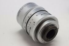 near to mint Cooke Panchrotal Anastigmat C Mount 2.8 Inch F2.3 Taylor Hobson
