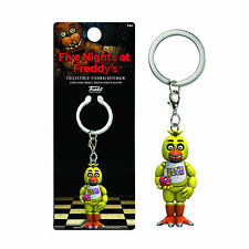 Funko Five Nights At Freddy's Chica Figure Keychain NEW Toys Collectibles