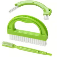 1 set Tile Brushes Grout Cleaner Joint Scrubber for Cleaning Bathroom Kitchen