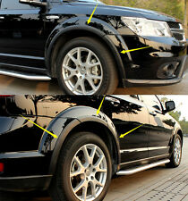 For Dodge Journey Fiat Freemont 2013-2015 Black Wheel Arch Fender Flares 10pcs