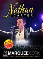Nathan Carter: Live at the Marquee, Cork DVD (2015) Nathan Carter cert E