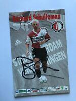 Autogramm BERNARD SCHUITEMAN-Feyenoord Rotterdam 99/00-Ex-Grazer AK/Mainz 05-AK