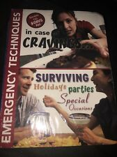 In Case of Cravings Surviving Holiday's Parties and Special Occasions NEW DVD