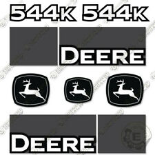 John Deere 544K Wheel Loader Decal Kit Equipment Decals