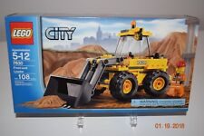 Lego 7630 -- Front-end Loader - 5+, 108 pcs --- Sealed -- Retired --- NEW--- NIB