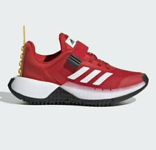adidas X Lego Sport Shoes Kids Red Trainers. Fx2871