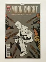 Moon Knight vol.8  #12 High Grade Marvel Comic Book MO9-137