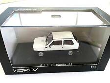 Fiat Panda 1981 - Corfu White 1:43 NOREV DIECAST MODEL CAR
